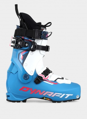 Buty skiturowe damskie Dynafit TLT8 Expedition CL - blue/lipstick