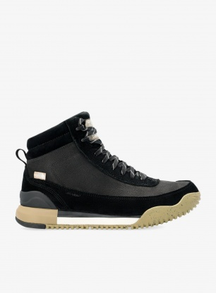 Buty The North Face Back-To-Berkeley III Leather WP - black/flax