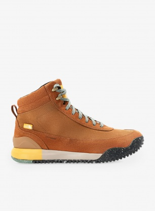 Buty The North Face Back-To-Berkeley III Leather WP - brown