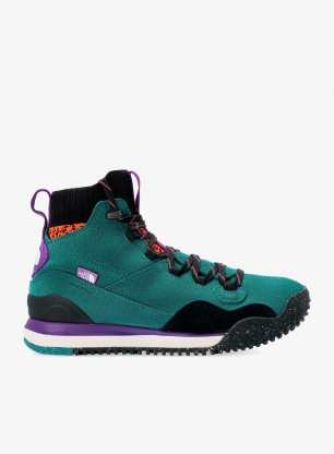 Buty The North Face Back-To-Berkeley III Sport WP - spruce/black