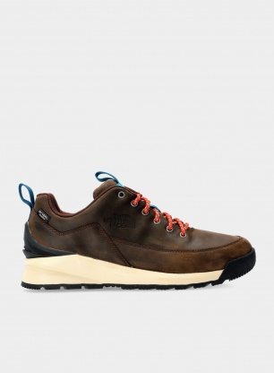 Buty The North Face Back to Berkeley Low Wp - brown/black