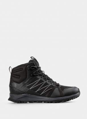 Buty The North Face Litewave Fastpack II Mid - black