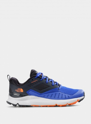 Buty trailowe The North Face Rovereto - blue