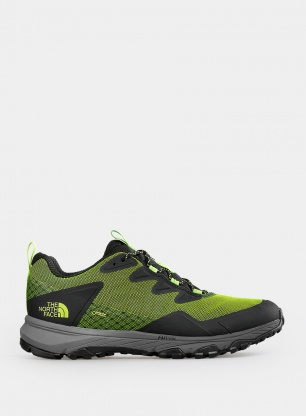 Buty The North Face Ultra Fastpack III GTX - tnf black/tender green