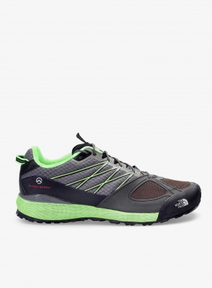Buty The North Face Verto Approach II - zinc grey/green