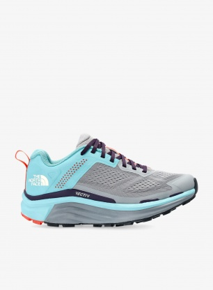 Buty trailowe damskie The North Face Vectiv Enduris - meld grey/blue