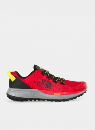 Buty trailowe The North Face Ultra Endurance XF - black/red