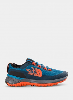 Buty trailowe The North Face Ultra Traction - blue/grey