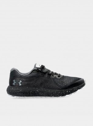 Buty trailowe Under Armour Charged Bandit Trail - black/gray