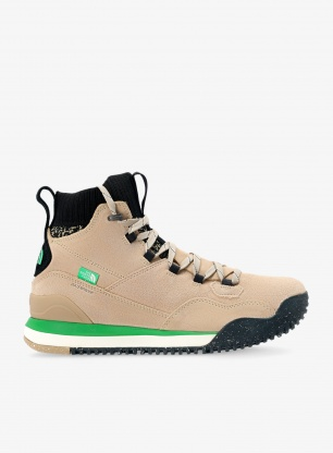 Buty The North Face Back-To-Berkeley III Sport WP - flax
