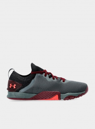 Buty Under Armour TriBase Reign 3 - pitch gray/pitch gray