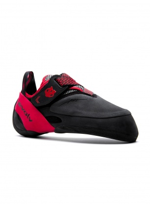 Buty wspinaczkowe Evolv Agro - black/red