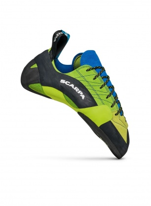 Buty wspinaczkowe Scarpa Mago - bright lime