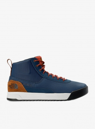Buty zimowe The North Face Larimer Mid WP - mon. blue/brown