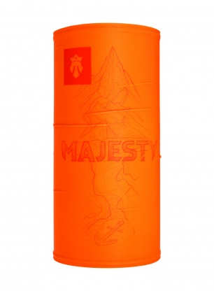 Chusta Majesty Facegaiter Superior - orange