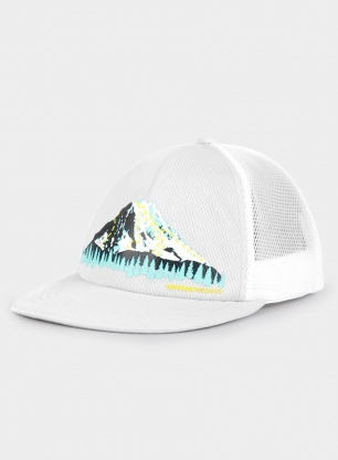 Czapka Outdoor Research Performance Trucker Trail Run - alloy