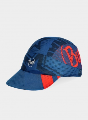 Czapka biegowa Buff Pack Run Cap - bases multi