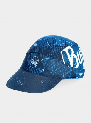 Czapka biegowa Buff Pack Run Cap - xcross multi