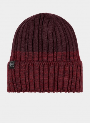 Czapka Buff Knitted & Fleece Hat Igor - armor
