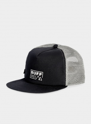 Czapka Buff Pack Trucker Cap - solid black