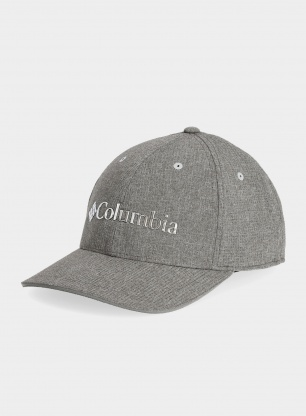 Czapka Columbia Irico Ball Cap - city grey