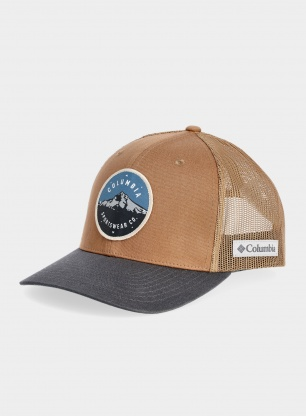 Czapka Columbia Mesh Snap Back - delta/shark
