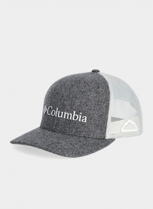 Czapka Columbia Mesh Snap Back - grill heather/weld logo