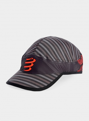 Czapka Compressport Pro Racing Cap - black