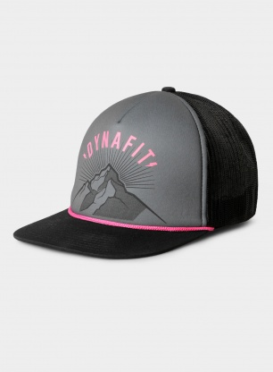 Czapka Dynafit Graphic Trucker Cap - quiet shade/pink