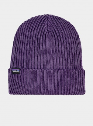 Czapka Patagonia Fisherman's Rolled Beanie - piton purple