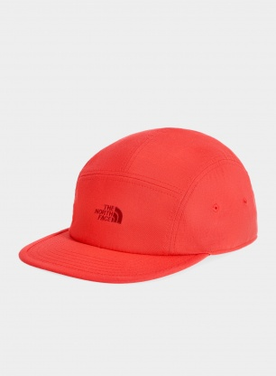 Czapka The North Face Marina Camp Hat - rococco red