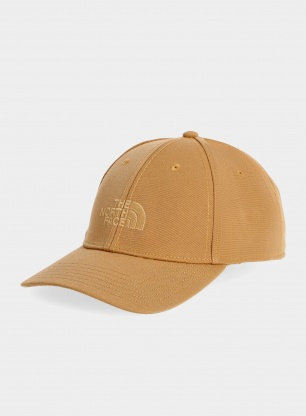 Czapka The North Face Recycled 66 Classic Hat - brown