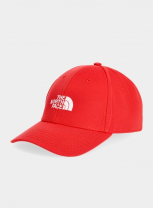 Czapka The North Face Recycled 66 Classic Hat - rococco red