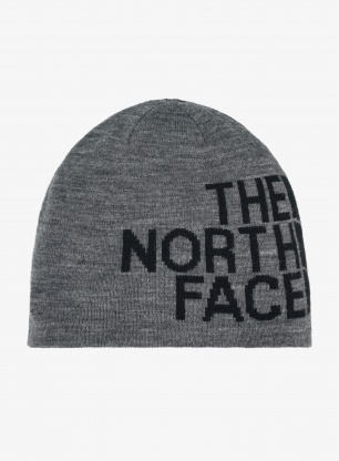 Czapka The North Face Reversible TNF Banner Beanie - m. grey