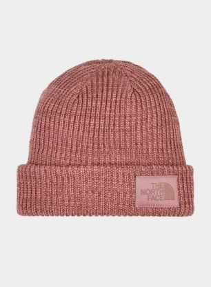 Czapka The North Face Salty Dog Beanie - mesa rose