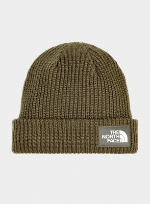 Czapka The North Face Salty Dog Beanie - new taupe green