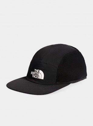 Czapka z daszkiem The North Face Flight Ball Cap - tnf black
