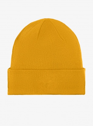 Czapka zimowa The North Face Norm Beanie - a.yellow