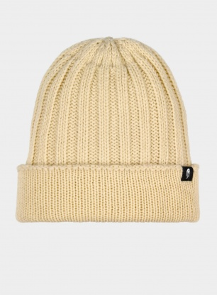 Czapka zimowa The North Face Shinsky Beanie - bleached sand