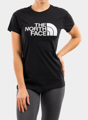 Damska koszulka The North Face Easy Tee S/S - tnf black