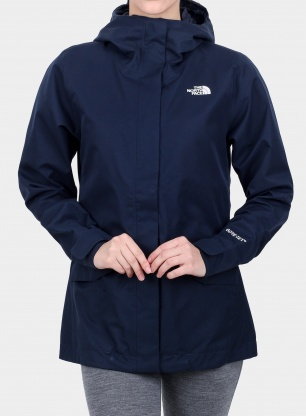 Damska kurtka The North Face All Terrain Zip-In Jacket - urban navy