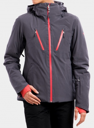 Damska kurtka The North Face Apex Flex 2L Jacket - periscope grey