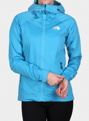 Damska kurtka The North Face Impendor Apex Flex Light Jacket - blue