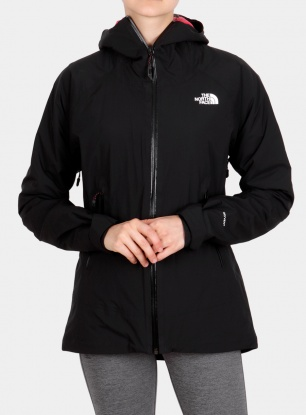Damska kurtka The North Face Impendor Insulated Jacket - tnf black