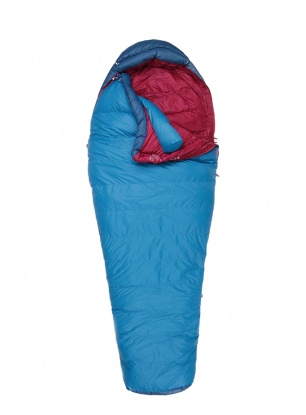 Śpiwór damski Marmot Teton (183 cm) - late night/navy