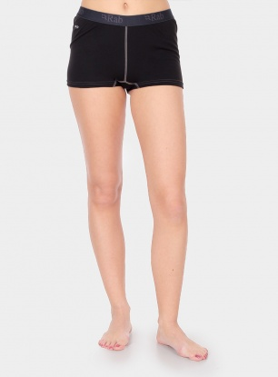 Damskie bokserki Rab Dryflo 120 Briefs Lady - anthracite