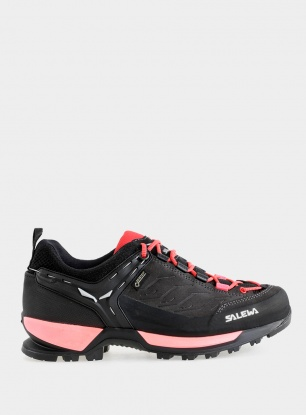 Damskie buty Salewa Mountain Trainer GTX - black out/rose red