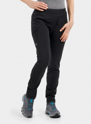 Damskie getry Arcteryx Sabria Pant - black