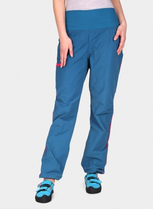 Damskie spodnie Marmot Dihedral Pant - late night/double mint
