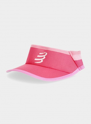 Daszek Compressport Visor Ultralight - pink